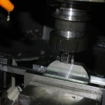 ロードセルプレート製作マシニング加工