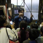 小学生工場見学