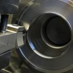 nbike部品製作|旋盤|端面溝入れ
