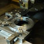 nbike部品製作|ワイヤー放電カット
