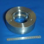 nbike部品製作|ギアブランク治具|旋盤,マシニング