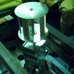 風車実験装置使用現場
