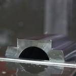 下町ボブスレー2号機部品製作の様子|マシニング|大野精機