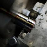 下町ボブスレー2号機部品製作の様子|旋盤|大野精機
